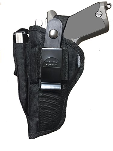 """Nylon Gun Holster for Smith and Wesson 22A with 5.5"""" Barrel"""