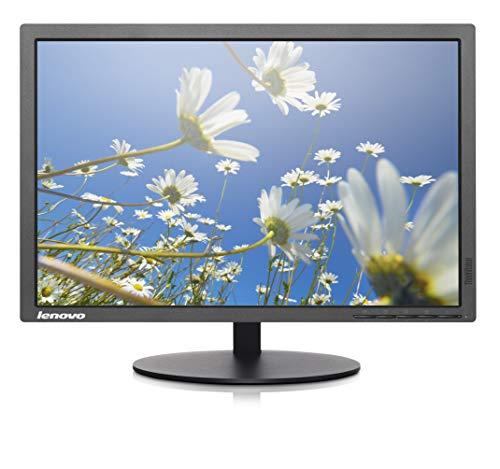 Lenovo ThinkVision T2054p 19.5 inch LED IPS Monitor - IPS Panel, 1440 x 900 Resolution, 7ms Response, HDMI (Renewed)