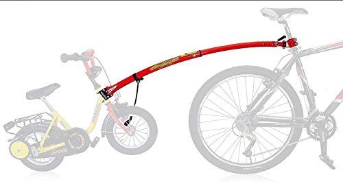 na Trail-Gator - Tandemstange - Original - Trailgator - Kinder - Fahrrad - Anhänger