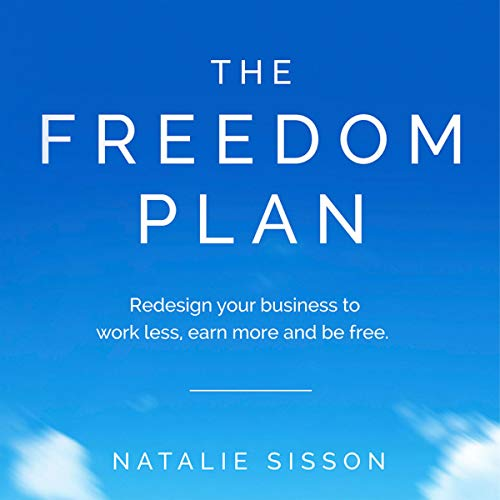 The Freedom Plan audiobook cover art