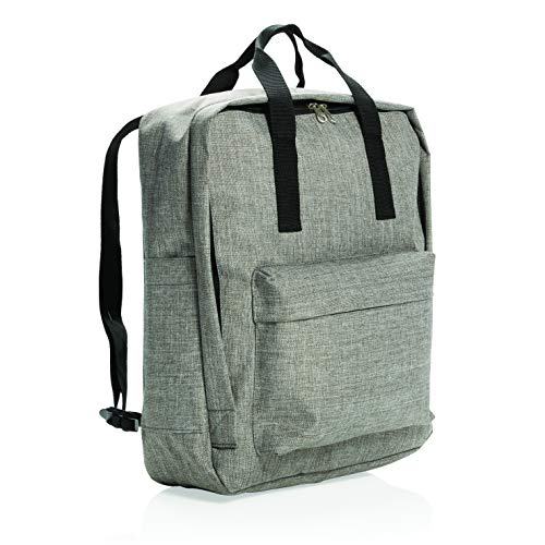 XD Mini daypack Zaino Casual, 36 cm, 10 liters, Grigio (Light Grey)