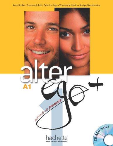 ALTER EGO+ (Niveau A1)