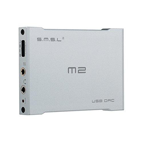 SMSL M2Audio DAC Plata