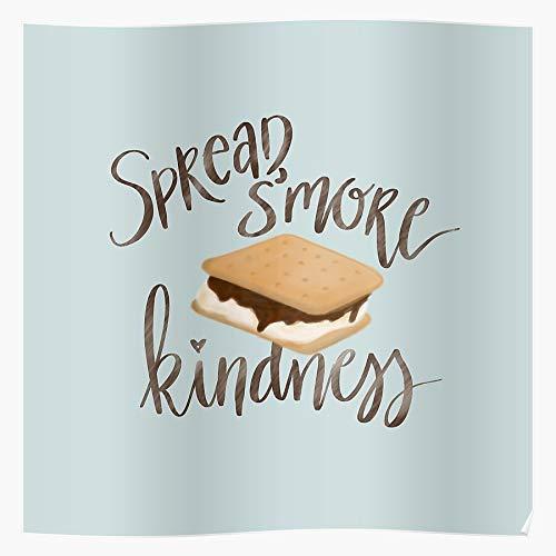 Sconosciuto Best Food Punny Friends Joke Ketchup Friend Love Quote Pun Home Decor Wall Art Print Poster !