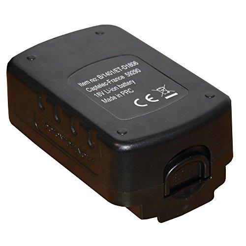 Lithi-um batteria senza fili per motozappa-18 V east Power Tools