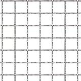 Galapara Drahtgitter Wellengitter Edelstahl Gittermatte Gitter Drahtgitter, 100x85 cm 31x31x3 mm