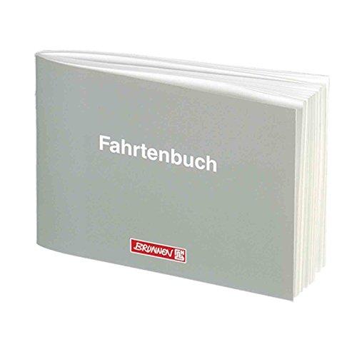 Brunnen Fahrtenbuch (5er Sparpackung, A6 quer)