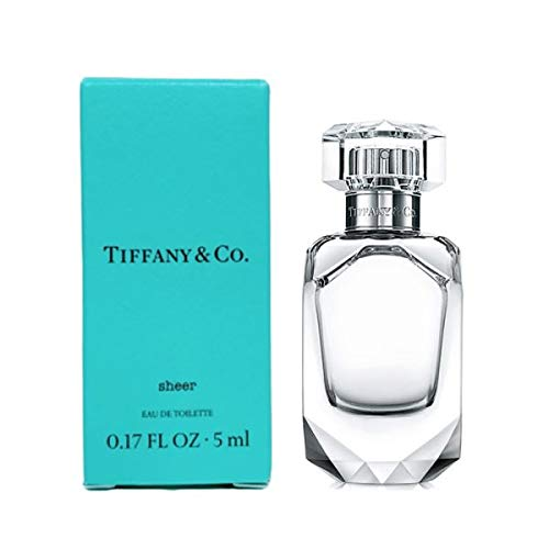 Tiffany & Co. Sheer by Tiffany EDT Perfume For Women (.17 Ounce)