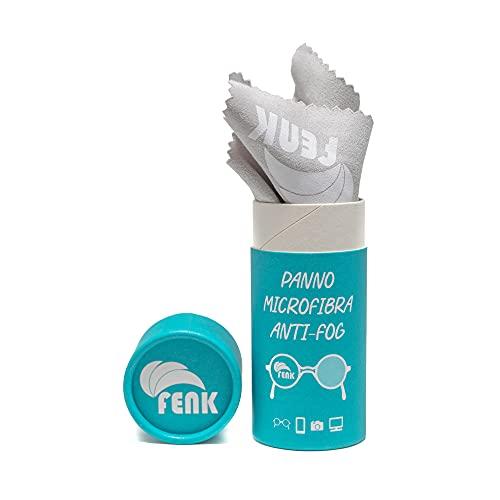 FENK panno microfibra antiappannante occhiali-evita l'appannamento occhiali-anti fog per mascherine