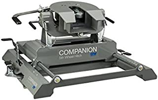 B & W Companion 5Th Wheel Hitch with Slider for Ford Pucks