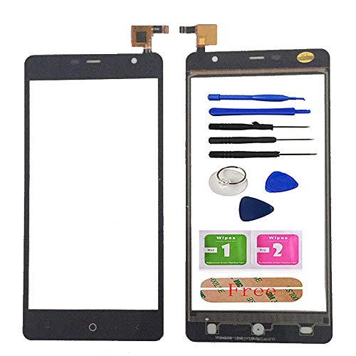 5.0'' Mobile Phone Touch Panel for Leagoo Elite 4 Touch Screen Glass Digitizer Panel Lens Sensor Tools Adhesive