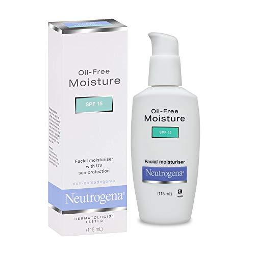 Neutrogena Oil-Free Facial Moisturiser SPF 15, 115ml