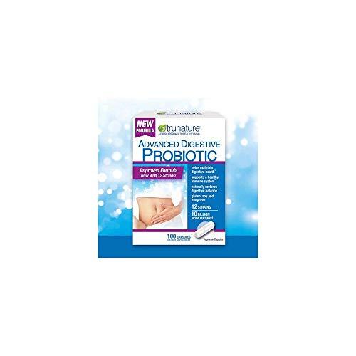 TruNature Digestive Probiotic Capsules