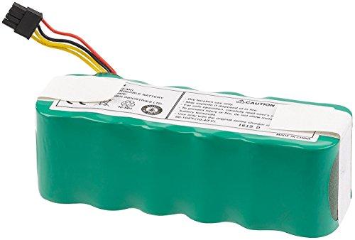 Sichler Haushaltsgeräte Zubehör zu Akku Saugroboter: Ersatz-Akku für Reinigungsroboter PCR-3550UV & PCR-2000 (Wisch-Haushaltshelfer)
