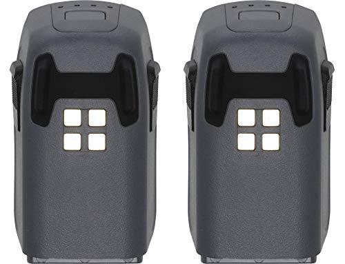 DJI 2X 1480 mAh Intelligent Flight Battery for Spark Drone, Basic Pack (43222-5656) (Renewed)