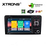 AUTORADIO 7' XTRONS Android 9.0 per Audi A3 / S3 RS3 8P 8P1 SPORTBACK