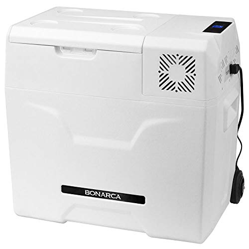 Bonarca 車載冷蔵庫 ポータブル冷蔵庫 50L 9Lー50Lの豊富なサイズバリエーション コンプレッサー式 AC100V DC12V/24V対応 CRX-500
