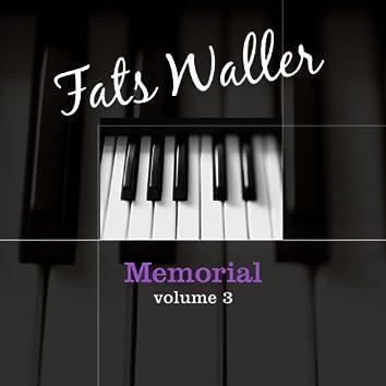 Memorial, Vol. 3