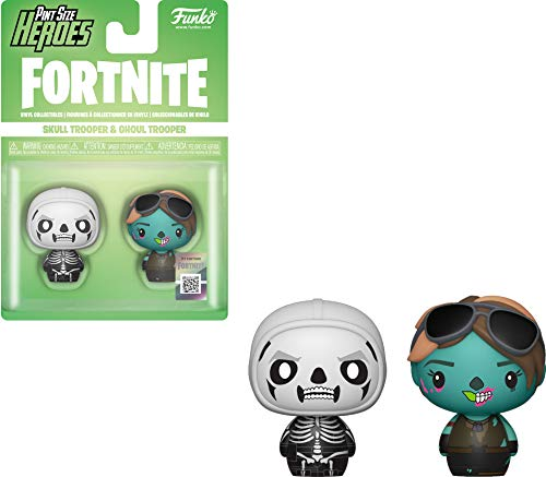 Pint Size Heroes: Fortnite: Skull Trooper & Ghoul Trooper