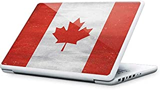 Skinit Decal Laptop Skin for MacBook 13-inch - Originally Designed Canada Flag Distressed Design