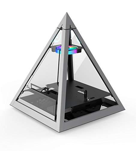 AZZA Pyramid - Custodia per showcase ATX Pyramid Showcase in GPU fino a 300 mm