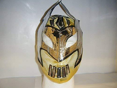 Goldgelb - Sin Cara Kinder Wrestling Maske