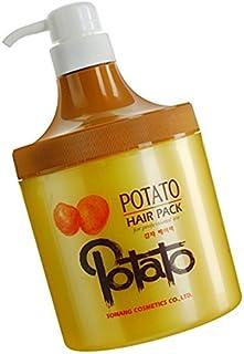 【韓国コスメ】[Somang/希望]Somang Potato Hair Pack 800ml/ ポテト(ジャガッイモ)ヘアパク(海外直送品)