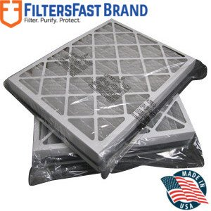 Filters Fast Compatible Replacement for Trane BAYFTAH26M 21' x 26' x 5' (Actual Size: 19 7/8' x 25 1/4' x 4 7/8') 2-Pack MERV 11