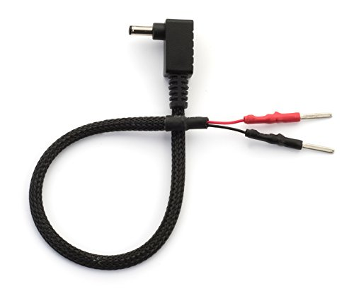 Radar Mount Mirror Wire Power Cord for Cobra Radar Detectors With Inline Fuse
