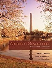 american government institutions and policies twelfth edition