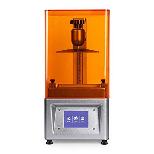 Imprimante 3D UV photodurcissement LCD Imprimante 3D avec 3,5 '' Smart Touch écran Couleur Hors Ligne Imprimer 4,72