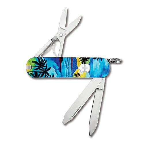 Victorinox Hawaiian Shirt Classic SD Exclusive Swiss Army Knife