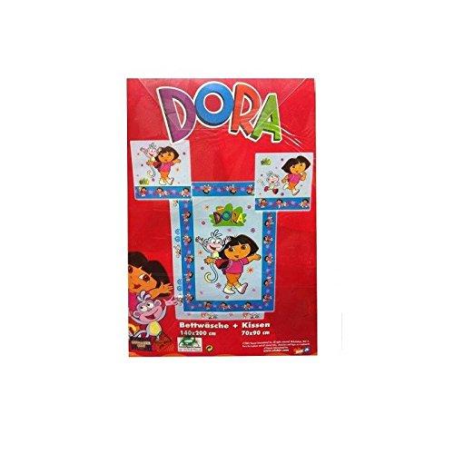 Character Club - Copripiumino Dora L'ExplorATRICE