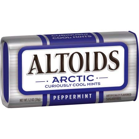 Altoids Arctic Peppermint Pack of 4