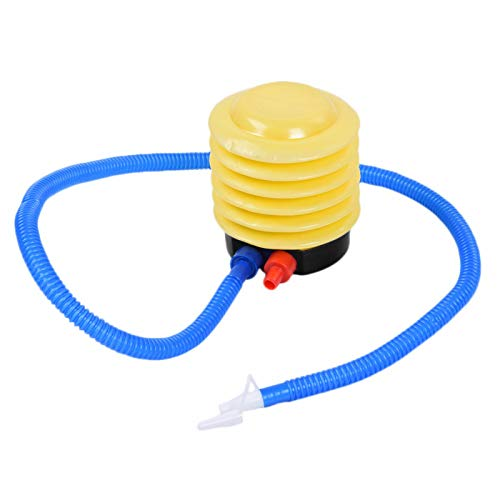 likeitwell Inflador de Aire de pie Bomba Inflable portátil para Pelota de Yoga Inflable Vueltas de natación Pelotas de Juguete Balloon Bed Rail Regular