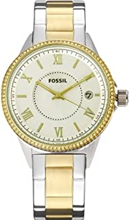 Fossil Casual Watch For Women Analog Stainless Steel - BQ1107