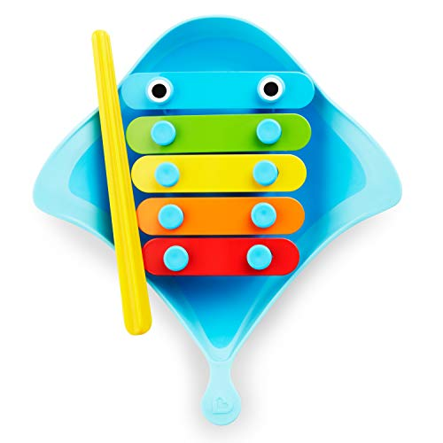 Munchkin Dingray Xylophone Musical Bath Toy
