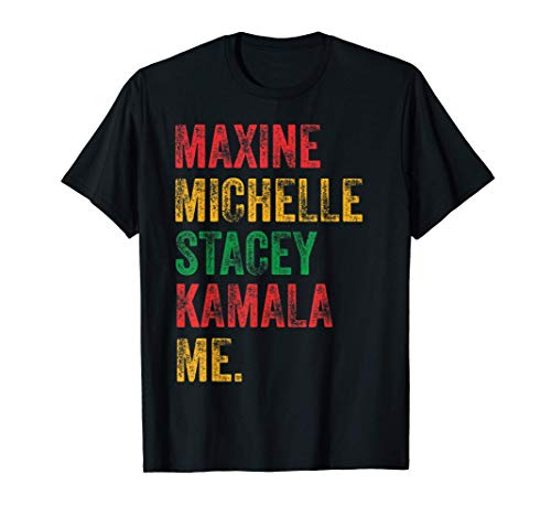 Black History Month African American Melanin Pride T-Shirt