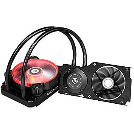 Id Cooling Frostflow 120 Vga Gpu Wasserkühler 120 Mm Computer Zubehör