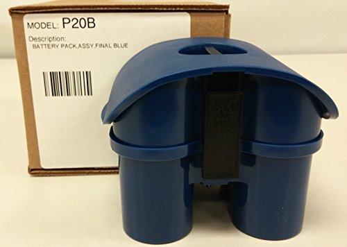 Spectra Precision P20B Pipe Laser Alkaline Battery Pack DG711 DG511 1285 1280