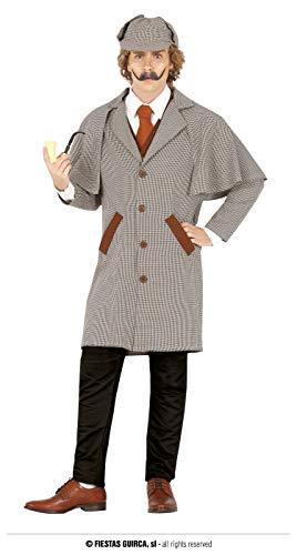 Fiestas Guirca, S.L. Disfraz de Sherlock Holmes para Hombre