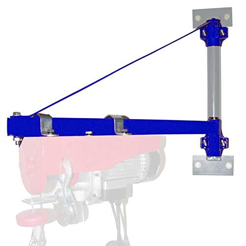 Schwenkarm für Seilwinden 600 kg Halterung Flaschenzug