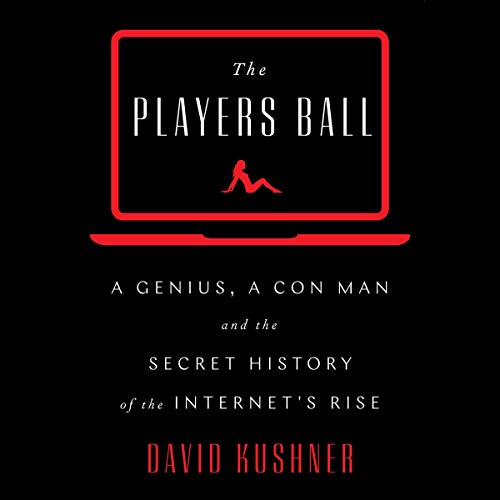 The Players Ball audiobook cover art