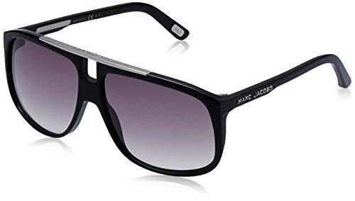 Marc Jacobs MJ 252/S LF 807 60 Occhiali da sole, Nero (Black/Grey Sf), Unisex-Adulto