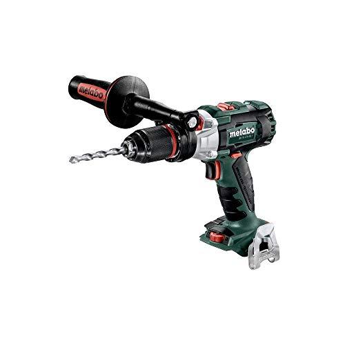 metabo 602352840 602352840-Brushless Hammer Drill with 18V Ah Li-Ion SB 18 LTX BL I Battery with MetaLoc Case, 18 V