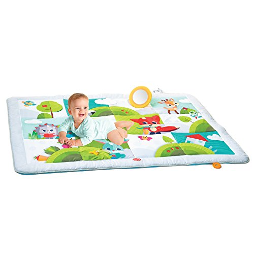 Review Tiny Love Meadow Days Super Play Mat