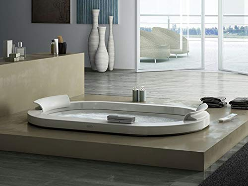 Jacuzzi Opalia Corian bañera de hidromasaje empotrada 9443745