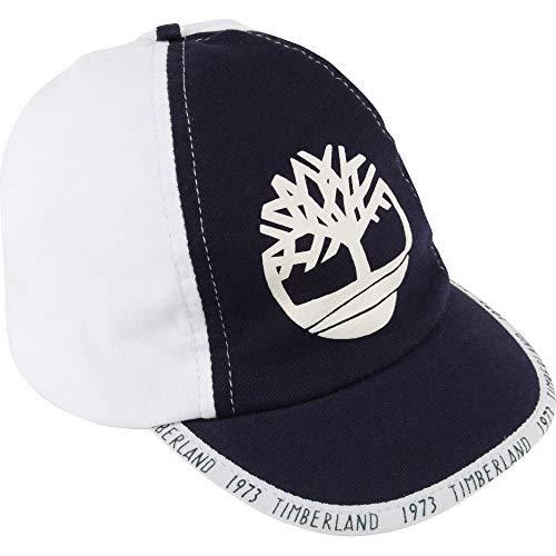 Timberland Bebe - Gorra de algodón azul añil 48