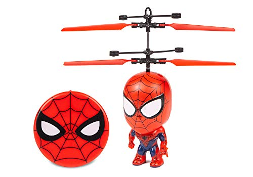 Spiderman Helicopter Toy