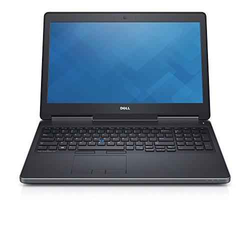 Dell Precision 7510 15.6in Laptop, Core i7-6820HQ 2.7GHz, 16GB Ram, 512GB SSD, Windows 10 Pro 64bit, Webcam (Renewed)
